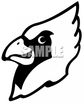 Cardinal Clipart Dogwood | Free Images at Clker.com - vector clip art  online, royalty free & public domain