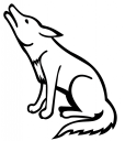 Coyote Clipart
