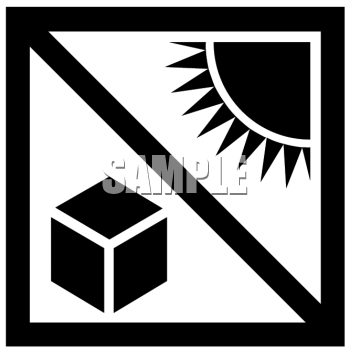 Packaging Symbol Clipart