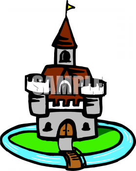 Royalty Free Palace Clipart