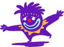 Clown Clipart