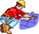 Roofer Clipart