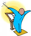 Conductor Clipart
