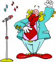 Performer Clipart