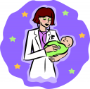 Pediatrician Clipart