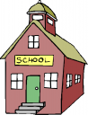 School House Clipart