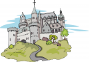 Medieval  Architecture Clipart