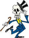 Skeleton Clipart