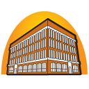 University Building Clipart