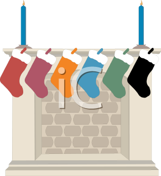 Christmas Stocking Clipart