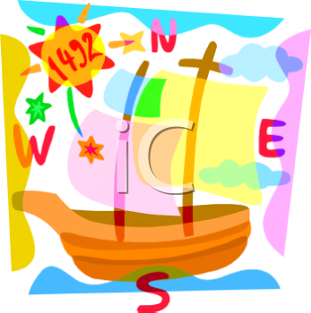 Columbus Day Clipart