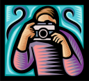 Photographer Clipart