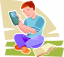Calculator Clipart