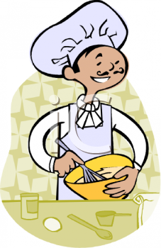 Royalty Free Baker Clipart