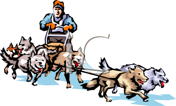 find clipart husky clipart image 13 of 17