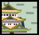 Japanese Architecture Clipart