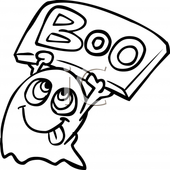 Royalty Free Ghost Clipart