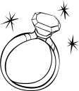 Wedding Ring Clipart Wedding clipart
