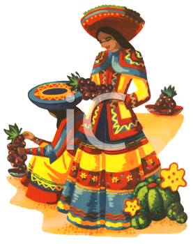 Spanish Culture Clipart