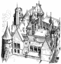 Gothic Architecture Clipart