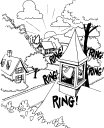 Town Architecture Clipart