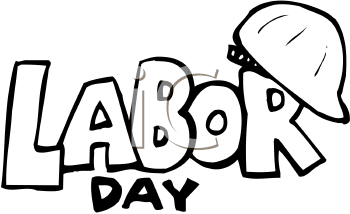 Royalty Free Labor Day Clipart
