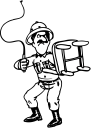 Trainer Clipart