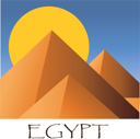 Egyptian Architecture Clipart