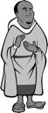 Priest Clipart