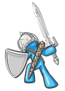 Fighter Clipart