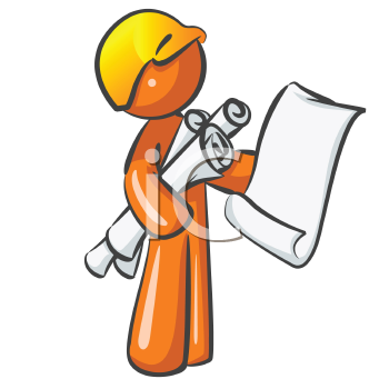 Royalty Free Engineer Clipart