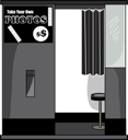 Booth Clipart
