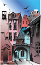 European Architecture Clipart