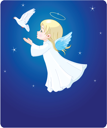 Christmas Angel Clipart