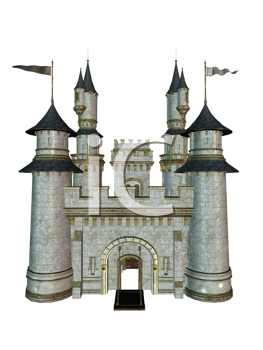 Royalty Free Castle Clipart