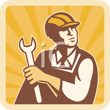 Clip Art People Working. Plumber Clipart