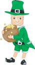 Christmas Elf Clipart