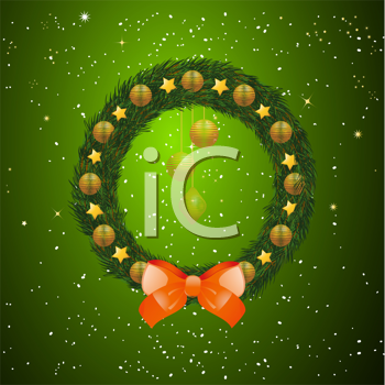 Christmas Bows Clipart
