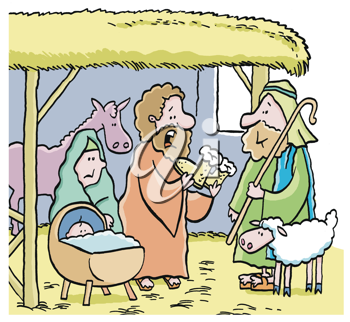 Nativity Clipart