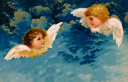 Victorian Angel Clipart