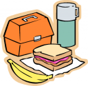 Lunch Clipart