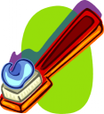 Toothbrush Clipart