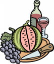 Watermelon Clipart