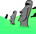 Easter Island Clipart