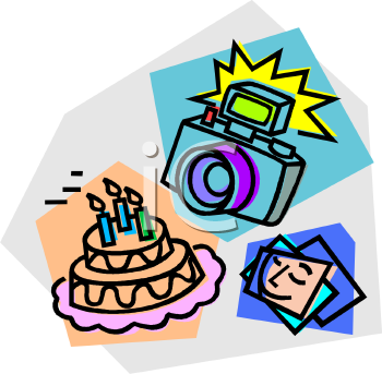 video camera clipart. digital camera clipart.