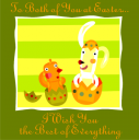 Easter Card Clipart