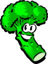 Broccoli Clipart