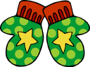 Mittens Clipart