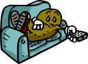 Potato Clipart