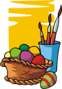 Easter Decoration Clipart